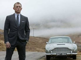 What Would James Bond Do?