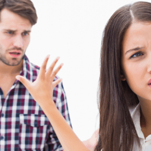 What To Do When Your Girlfriend Pushes You Away