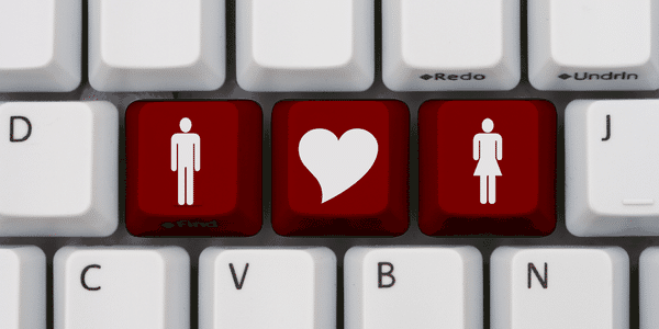 Stay away from online dating