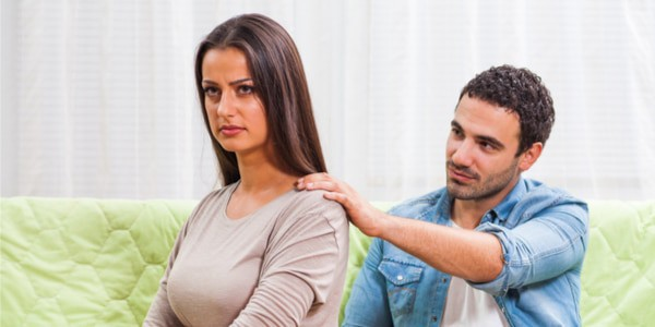 what to do when your girlfriend is angry with you