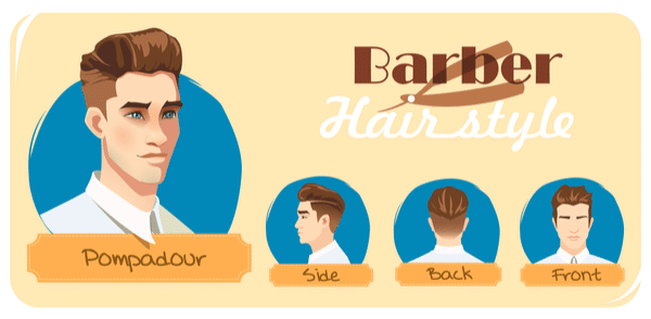 The Most Attractive Hairstyle for Men