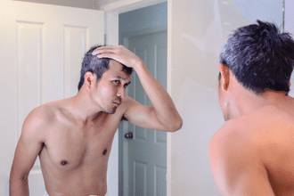 Dealing With Gray Hair
