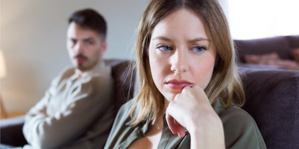 girlfriend wants to break up